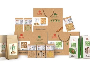 【至觉案例】中信国安河南农业发展有限公司-包装设计