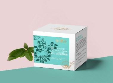 嬰兒山茶油潤膚霜