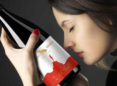 红酒酒标(包装)设计