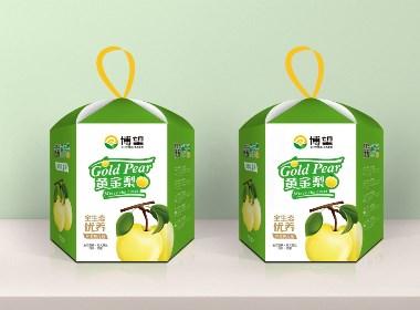【至觉设计】全生态 优养黄金梨