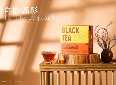 云南滇红 茉莉花茶 中国风 静物摄影 自在视觉