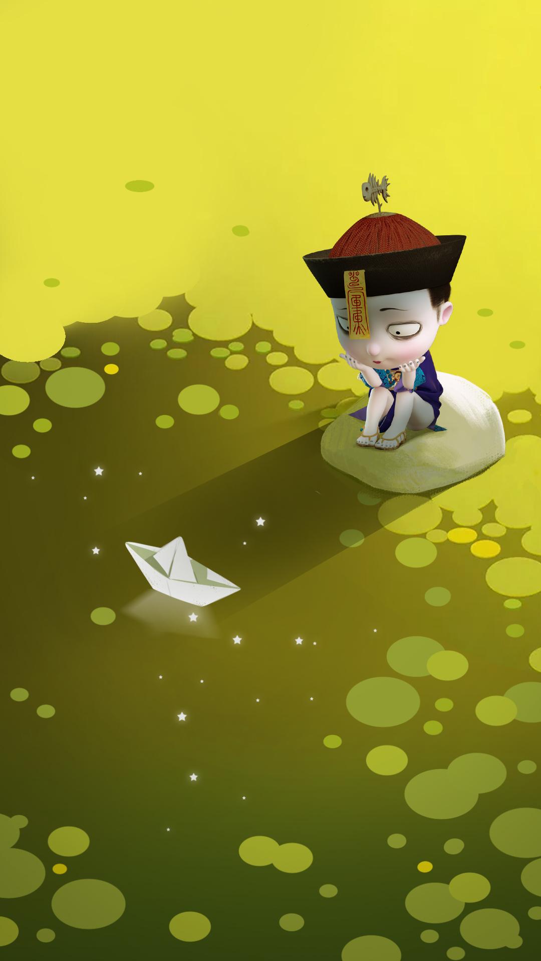 你每一句漫不经心的话,全在我心上开成漫山遍野的花|僵小鱼壁纸