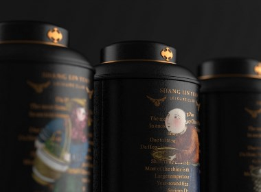 喜鵲包裝設計實驗室 X 茶葉都當作奢侈品來賣了?怎能少了極美茶罐!