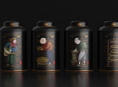 高端茶叶包装策划设计