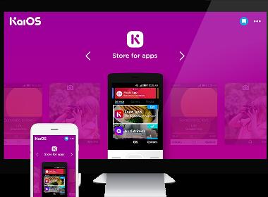 Flow Asia为KaiOS提供用户体验和自适应网站设计服务