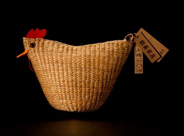 高鹏设计——限量版农产品土鸡肉包装设计
