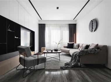 重庆图家装饰设计 | 运用黑白灰,打造现代风潮
