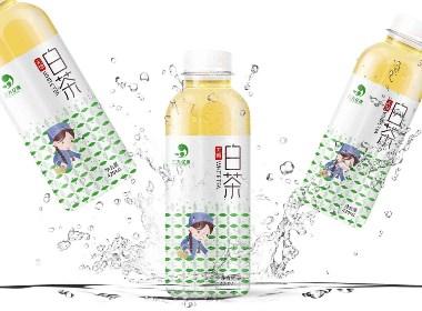 白茶饮料包装设计