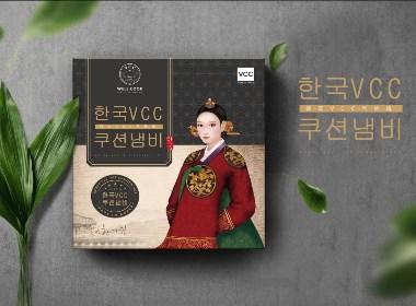 VCC韓國鍋×尚智 | 鍋具包裝設計/品牌設計/插畫