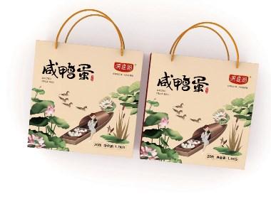 """神丹 x 观复▕ 来自""""洞庭湖""""的美味鸭蛋"""