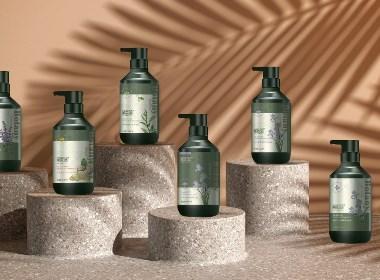 植醫堂洗發水-×尚智 | 日化包裝設計/品牌設計