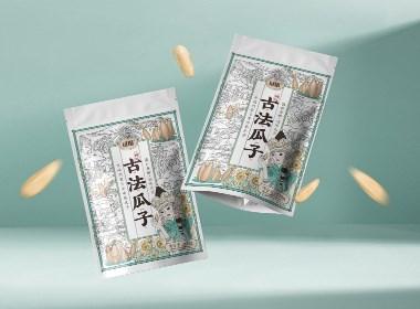 遠富瓜子×尚智 | 食品/快消品包裝設計/品牌設計/插畫設計