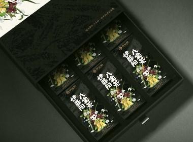 伊菲陽茶葉×尚智 | 食品/快消品包裝設計/品牌設計/吉祥物/插畫