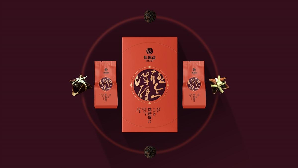陈皮龙珠茶—意形社