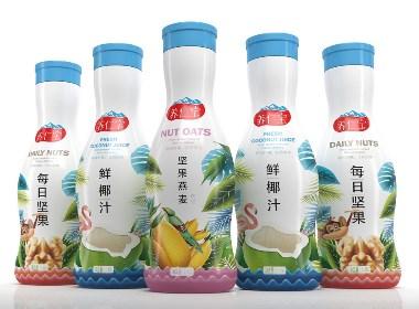 養仁寶鮮椰汁—徐桂亮品牌設計