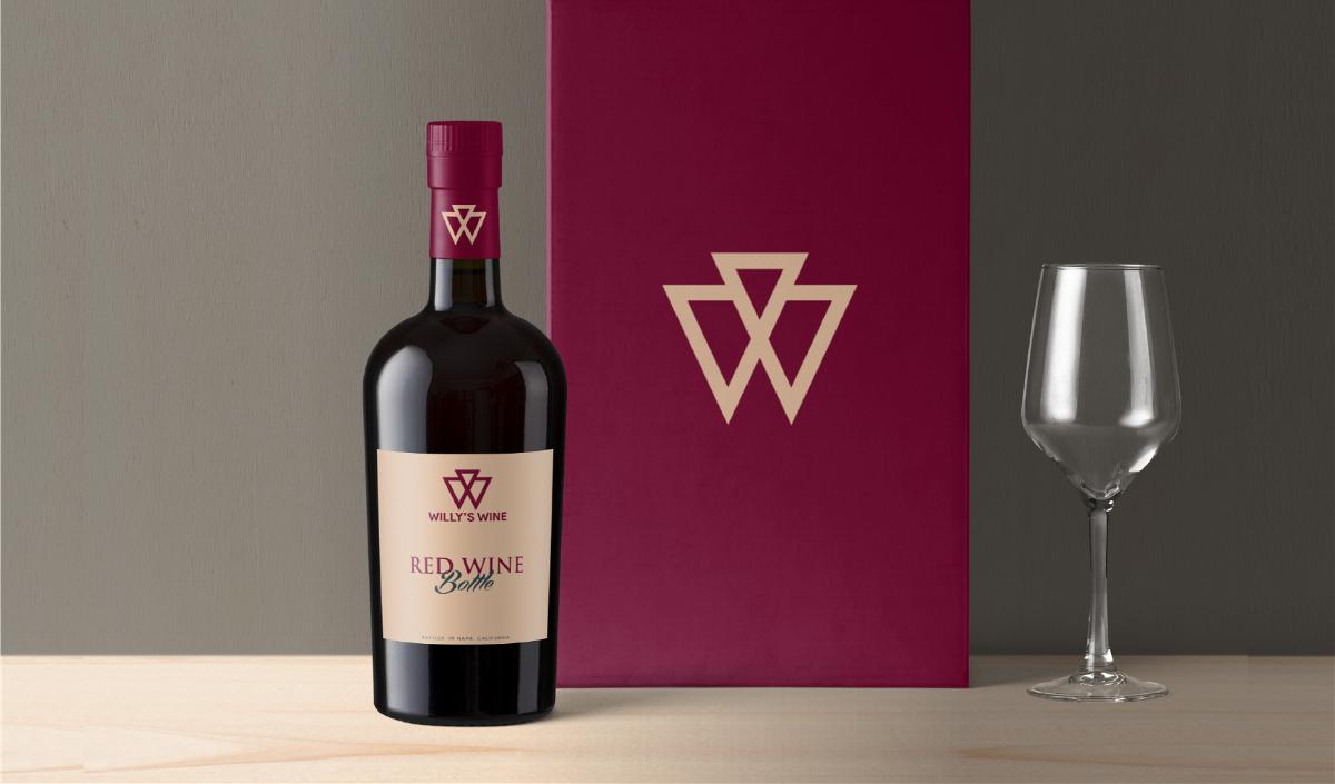 葡萄酒品牌形象设计