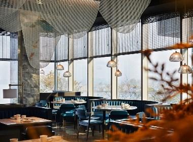 朗昇设计:无锡·食八档餐厅 | 平生湖海 此间至味