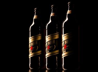 精釀啤酒包裝創意設計 一道設計原創  張飛火啤