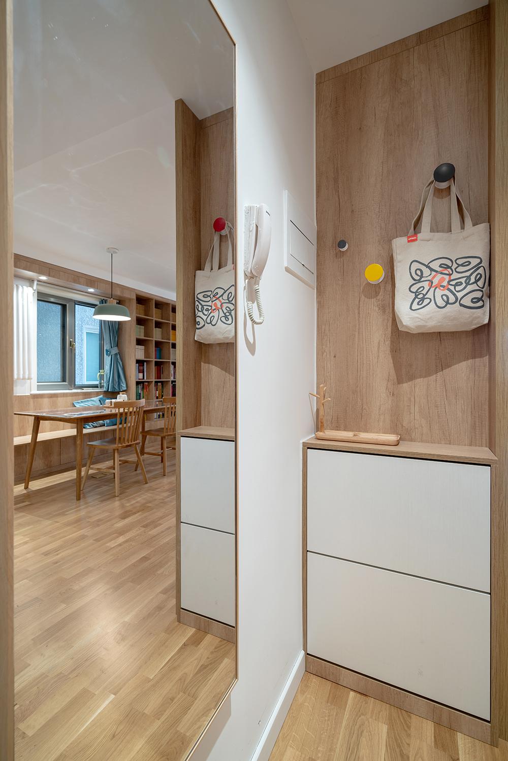 「久栖设计」三个孩子的阅读习惯从娃娃抓起,他们竟然把图书馆搬回了家