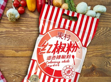 辣椒粉包裝設計