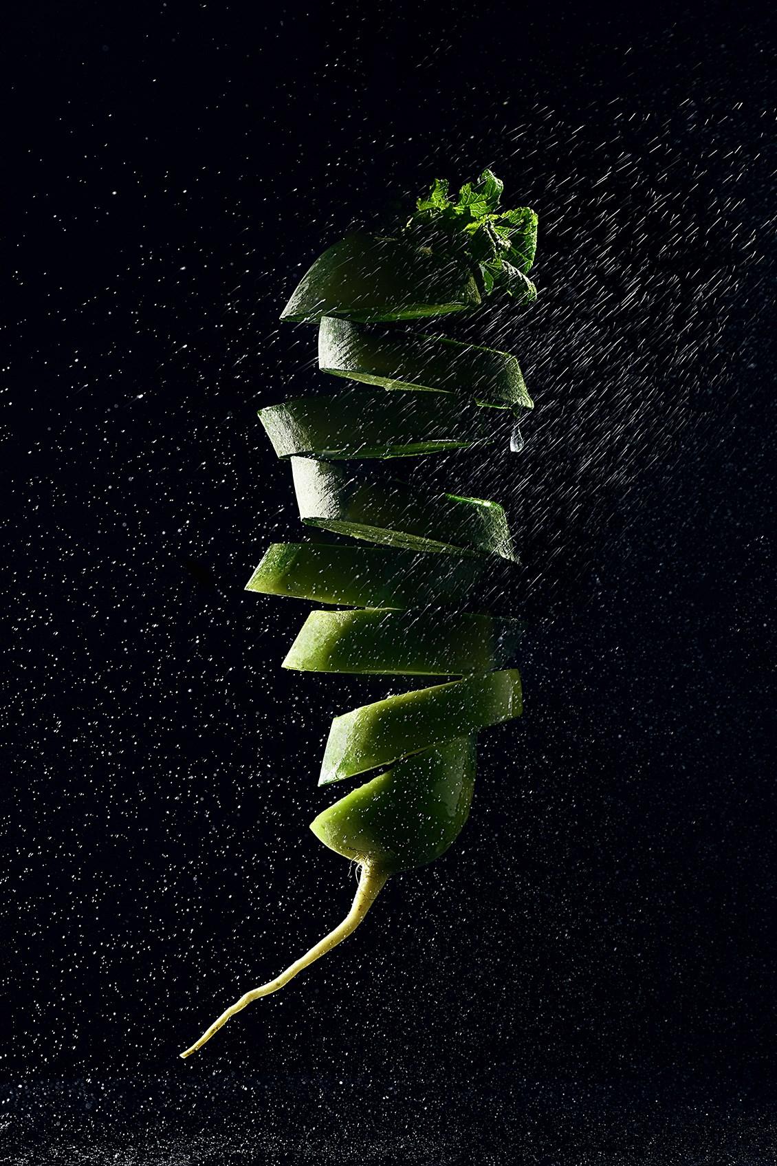 一组蔬菜集合