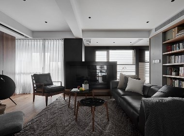 120㎡简约风,暖暖的家,温馨舒适