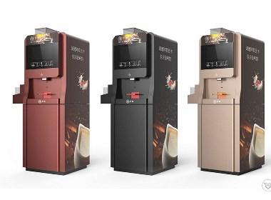 智能咖啡机设计,享受惬意安适的咖啡时光