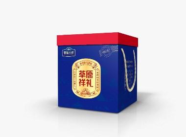 内蒙草原礼盒