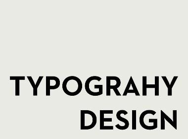 2019 TYPOGRAHY DESIGN