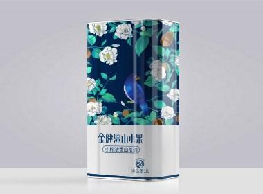 深山小果-濃香小榨山茶油