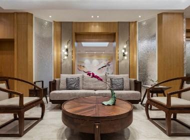 新中式·钻石湾府邸-宁感设计
