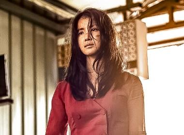 韩国动作电影-《姐姐》-字体设计