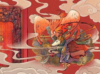 超级无敌巨好看的中国风插画(二)