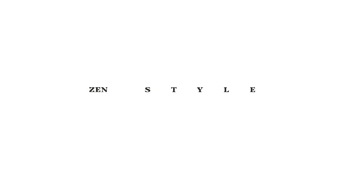 2020禅风小物品牌形象设计