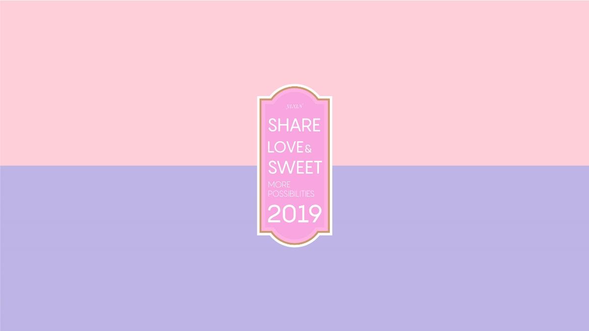一心YIXIN 甜品店 品牌视觉形象设计