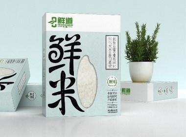 天唐出品|《鮮道鮮米》設計
