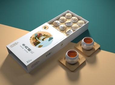 小青柑 柑普茶 · 沐和堂 | 劉益銘 領秀 原創作品