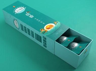 荷乡衡湖烤鸭蛋—徐桂亮品牌设计