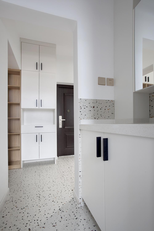 「久栖设计」40m²小户型整容改造术,利用房高+C位拯救空间浪费