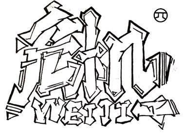 手写艺术字