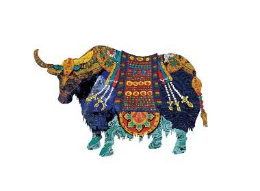 牦牛肉品牌包装设计