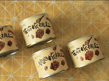 中国供销合作社-核桃仁包装设计