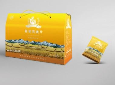燕麦片包装设计