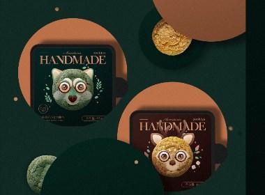 納斯塔甜品×尚智 | 食品快消品包裝設計/品牌設計/插畫