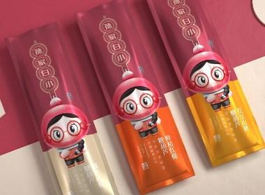 孫家白小冰糖葫蘆—徐桂亮品牌設計