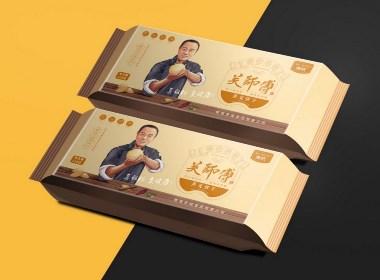 粗粮饼干包装设计