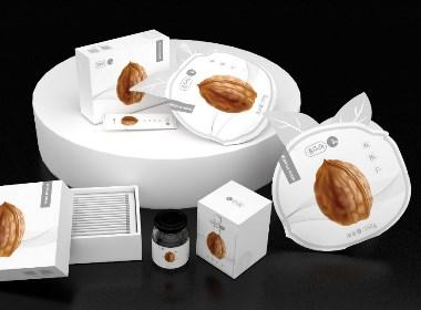 核桃核桃仁核桃酱礼盒、INS风清新干货礼盒、超市礼盒