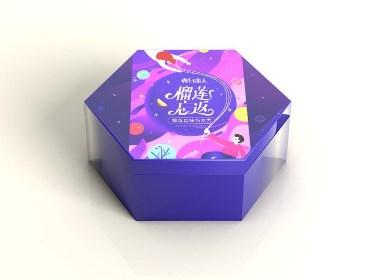 巧克力的包装设计