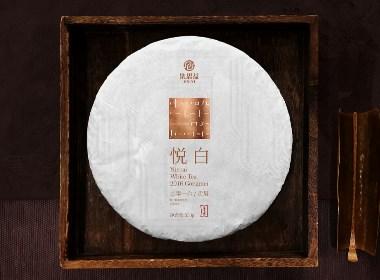 悦白茶-意形社