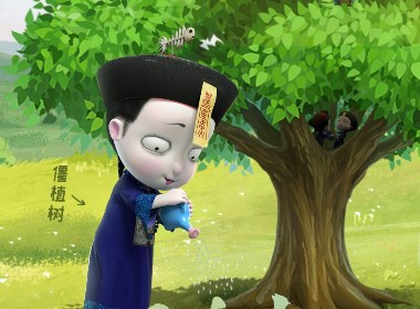 """今天是植树节,玉树临风的""""僵植树""""邀请大家来种树啦!"""